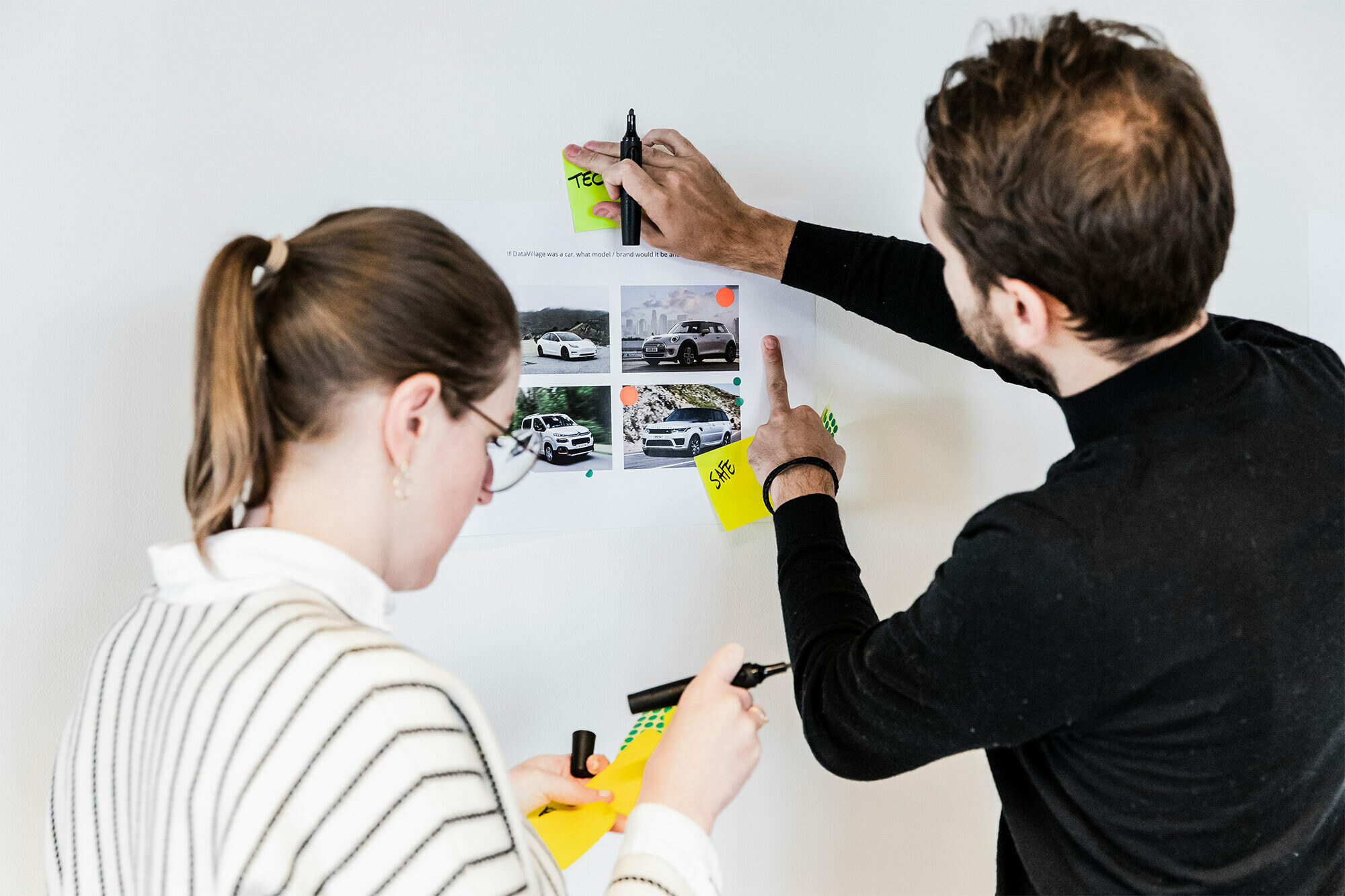 Brand values workshop