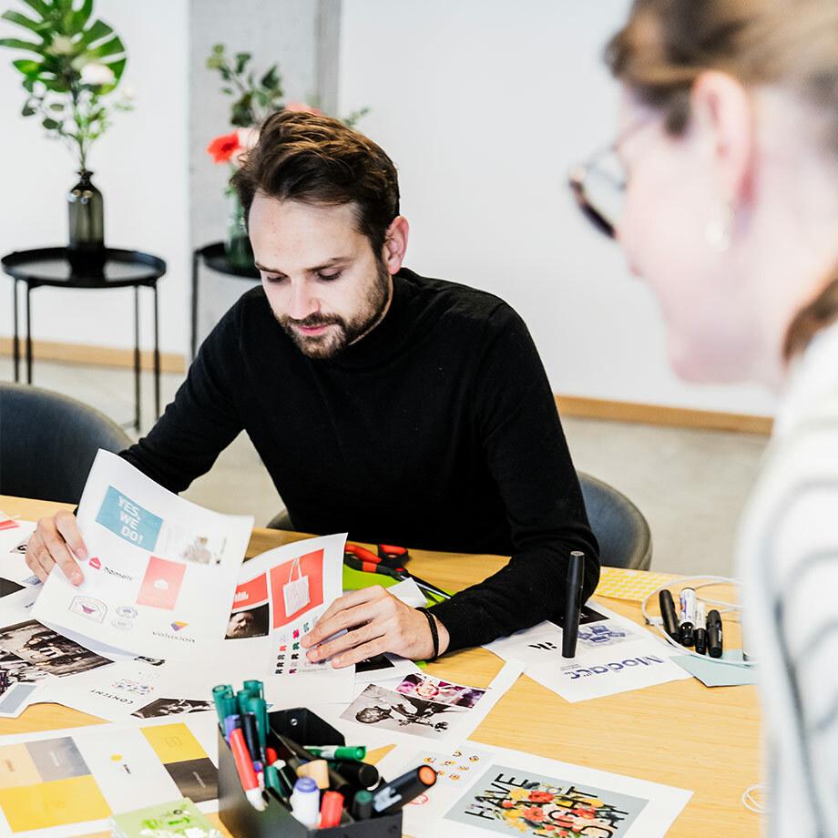 Design briefing