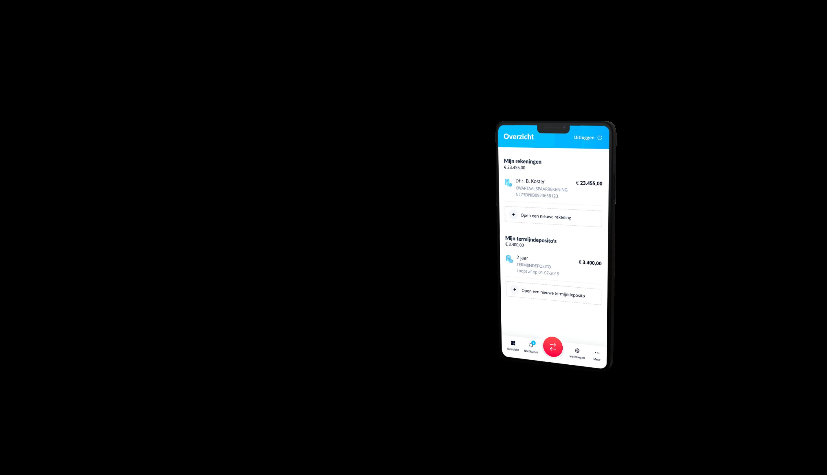 Nibc savings app