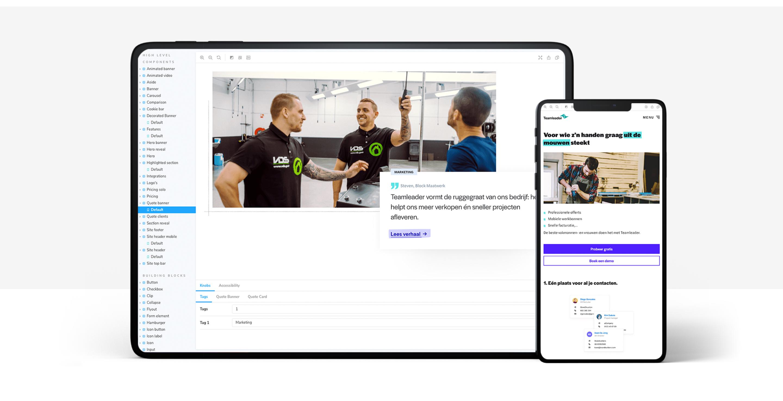 Teamleader design system