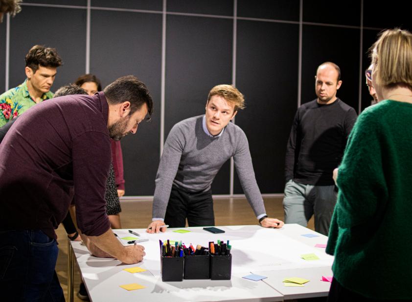 Teamleader workshop 3